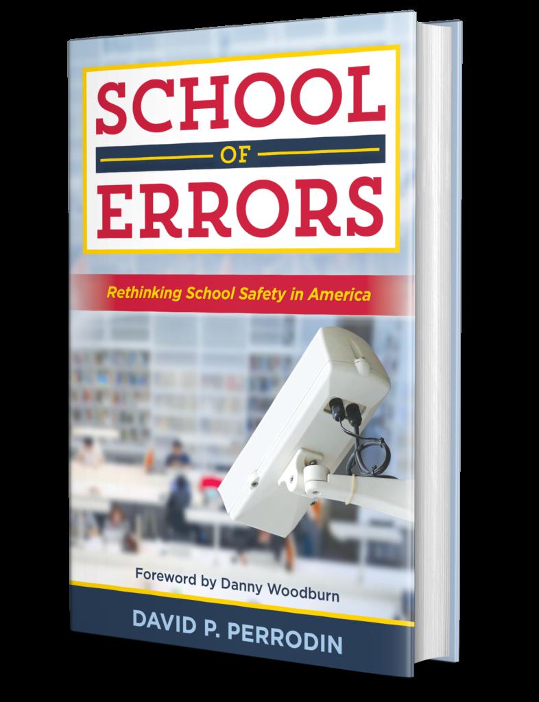 School Of Errors_Book Render